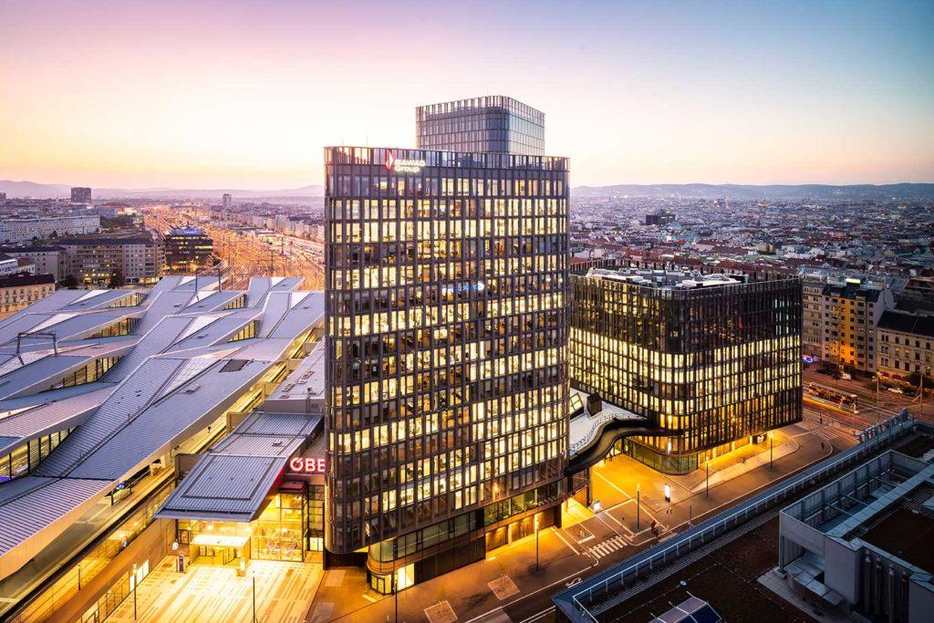 cyan Vienna Headquarters