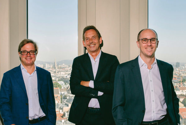 cyan digital security - Neues Headquarter in Wien